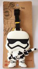 New Stormtrooper Star Wars Baggage Kids Schoolbag Suitcase Travel Luggage Tags