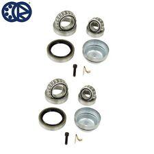 2 Front Mercedes 300SE 380SE 420SEL 500SEL 560SEC 560SEL Wheel Bearing Kits