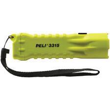 Peli 3315 LED Zone 0, gelb Feuerwehrlampe - Helmlampe ATEX Taschenlampe