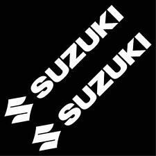 2 Stück SUZUKI Aufkleber ✔ Sticker ✔ Frontscheibe ✔ Swift Sport ✔ GSXR ✔ Logo ✔