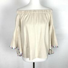Andree by Unit Off The Shoulder Top Small