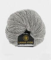 Fb Wolle Kreativ 3 dunkel-//mittelgrau//natur 50 g Lana Grossa Trecolori