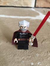 LEGO STAR WARS COUNT DOOKU MINIFIG  minifigure