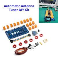 DIY Kits 100W ATU-100 Automatic Antenna Tuner 7x7 By N7DDC 0.96Inch OLED Display