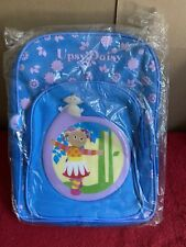 IN THE NIGHT GARDEN UPSY DAISY BACKPACK- BRAND NEW SEALED- RRP £24.99