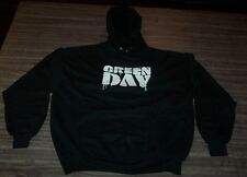 GREEN DAY HOODIE HOODED Sweatshirt PUNK BAND XL NEW