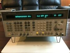 Agilent HP 8664A Signal Generator with Frequency doubler 6 GHz