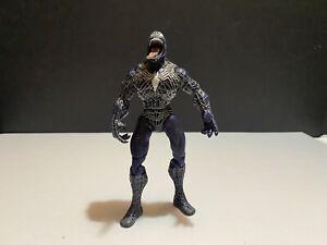 """2006 Hasbro Marvel Spider-Man 3 Spinning Symbiote Attack Venom 5"""" Action Figure"""