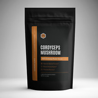 Cordyceps Organic Mushroom Powder (60g) - Nootropic Source