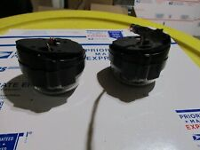 Sound Off Signal Intersector Strobe Pair Under Side Mirror Led Lights Left Right