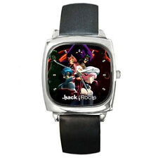 Brand New .hack/roots Hot leather wrist watch
