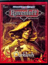 AD&D 2  RAVENLOFT DARKLORDS