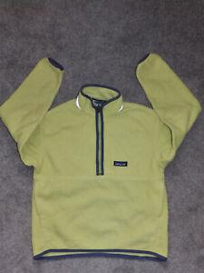 Vintage Patagonia fleece size M kids