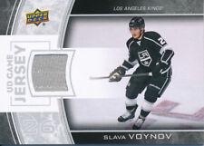2013/14 Upper Deck Series Two GJ-SV Slava Voynov UD Game Jersey Insert