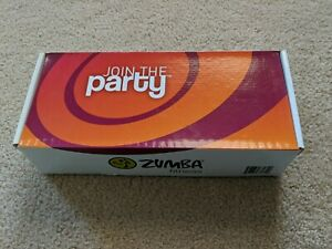 Zumba Fitness Join the Party DVD Weight Kit Total Body Transformation System C1