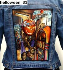 Helloween    Back Patch Backpatch ekran new