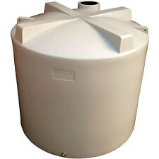Pro Plastics 6000LT Round Rain Water Tank - Free Delivery for Melbourne Metro