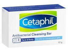 Cetaphil Gentle Cleansing Antibacterial 4.5oz Bar Soap