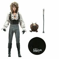 Jareth Action Figure David Bowie Labyrinth Dance Magic Action Figure McFarlane