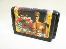 Mega Drive DYNAMITE DUKE Cartridge Only Sega mdc