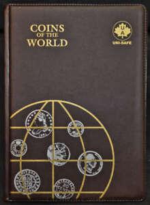 World Coins Uni-Safe Coin Album