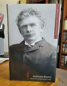Ambrose Bierce: Centipede Press Library of Weird Fiction-First Edition/DJ-2021