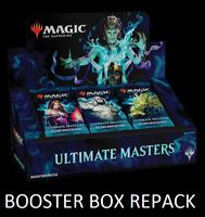 Ultimate Masters Booster Box Repack - UMA - MTG - Guaranteed Mythic NM/M
