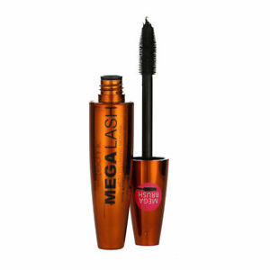 Technic Argan Oil Mascara - Mega Lash Volume Lashes Black Long Eyelashes Thicker