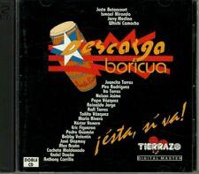 DESCARGA BORICUA - ESTA SI VA - 2CDS - ORIGINAL FIRST PRESSING