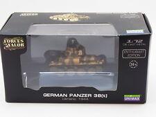 LOT 32421   Forces of Valor Ger. Panzer 38(t) Ukraine 1944 Die-Cast 1:72 NEU OVP