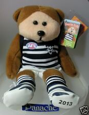 SKANSEN BEANIE KID 2013 GEELONG CHRISO CLASH JUMPER MINT WITH MINT TAG