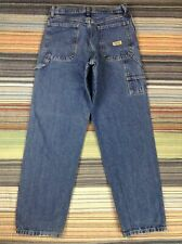 Wrangler HERO Painters/Carpenter Jeans 30x32 Distressed/Destroyed-actual (28x31)