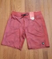 Mens The North Face Shorts Orange Size 34 NWT