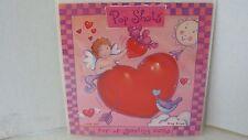 Pop Shots PopShots 3D Greeting Card Big Kiss NEW