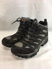 Merrell Continuum Beluga Hiking Boots Shoes Mens 11.5 Gray Waterproof High Top
