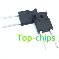10pcs RHRG3060 Package:TO-3P 30 A, 600 V, SILICON, RECTIFIER DIODE