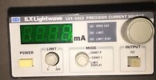 Ilx Lightwave Ldx-3412 Precision Current Source laser diode