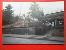 PHOTO  ATTERCLIFFE RAILWAY STATION 1993 EXTERIOR