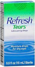 REFRESH TEARS Lubricant Eye Drops 0.50 oz