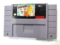 **Adventures Of Yogi Bear SUPER NINTENDO SNES Game Tested WORKING & Authentic!**