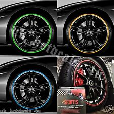 SCUFFS by Rimblades Car Tuning Alloy Wheel Rim Protectors Tire Guard Line
