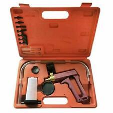 Auto Car Hand Held Brake Bleeder Vacuum Pressure Pump Tester Tool Kit