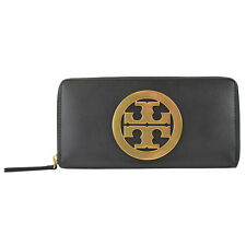 5d8c835e1c81 NWT Tory Burch Charlie Zip Continental Wallet in Black  228+