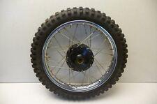 #4130 Yamaha YZ60 YZ 60 Chrome Front Wheel & Tire