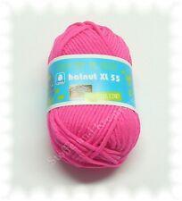 hatnut XL 55 Mützenwolle neon pink 80