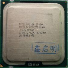Intel Core 2 Quad Q9650 3GHz/12M/1333 Quad Core LGA 775 CPU Processor