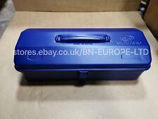 BRAND NEW RARE SUBARU BLUE TOOLBOX BOXED COLLECTORS IMPREZA WRX STI JDM GC8 GDB