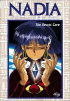 Nadia, The Secret of Blue Water - The Secret Cave (Vol. 8) - DVD - VERY GOOD