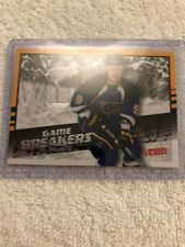 08/09 NHL Victory Game Breakers Paul Kariya Hockey Card #GB-18