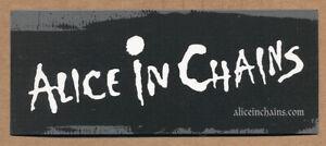 Alice In Chains RARE promo magnet